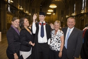 Event photography for Manchester Metroploitan University