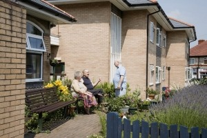 Care Home photography by Manchester photographer