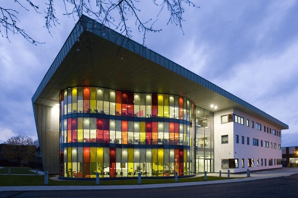 Blessed Thomas Holford Catholic College, Architectural photography