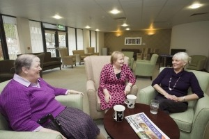 Social Housing Photography at Extra care home