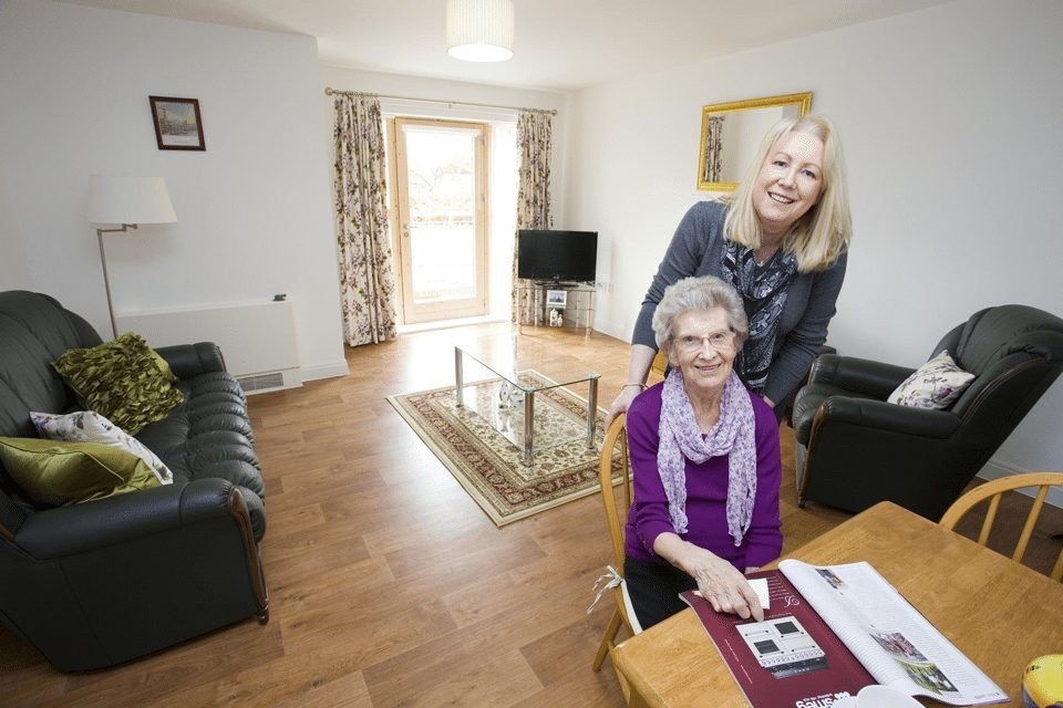 Photography at Brookside for Your housing Group