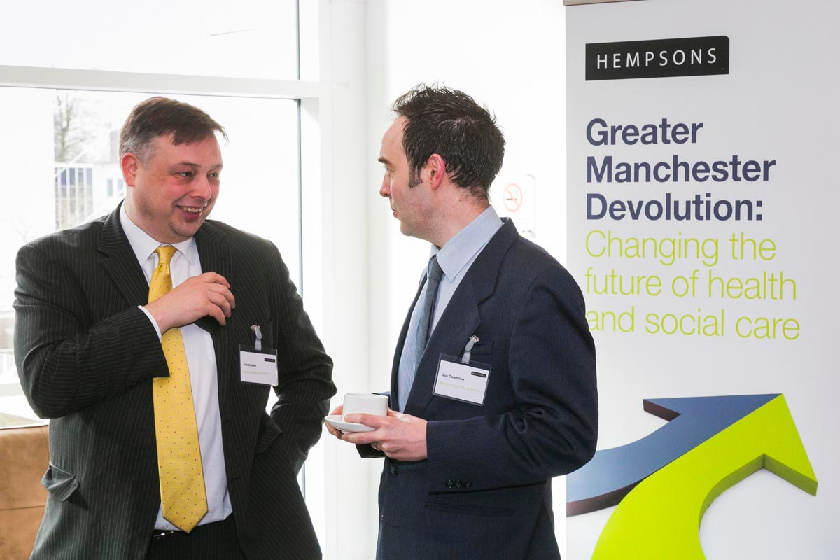 Event Photography for Hempsons Solicitors