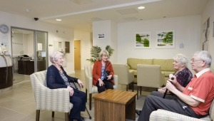 Extra Care Housing images by Manchester professional photographer