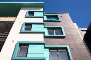 Gorton Housing for The Guinness Partnership .