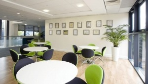 Interior Photography Willow Park Wythenshawe by Manchester architectural photographer