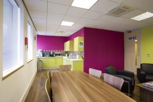 Interiors Photographey for Manchester architects shopfitters and construction companies