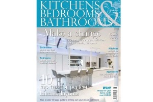 Editorial Interiors photography for Kitchen Bedroom Bathroom Magazine commissioned by Poggenpohl