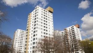 Tamworth Tower, Trafford Housing Trust regeneration