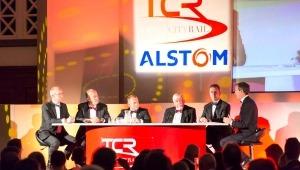 Richard Westcott, BBC travel corespondent, hosting Transcity Rail Conference