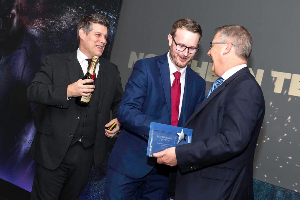 Mottram Hall Awards Night Photography