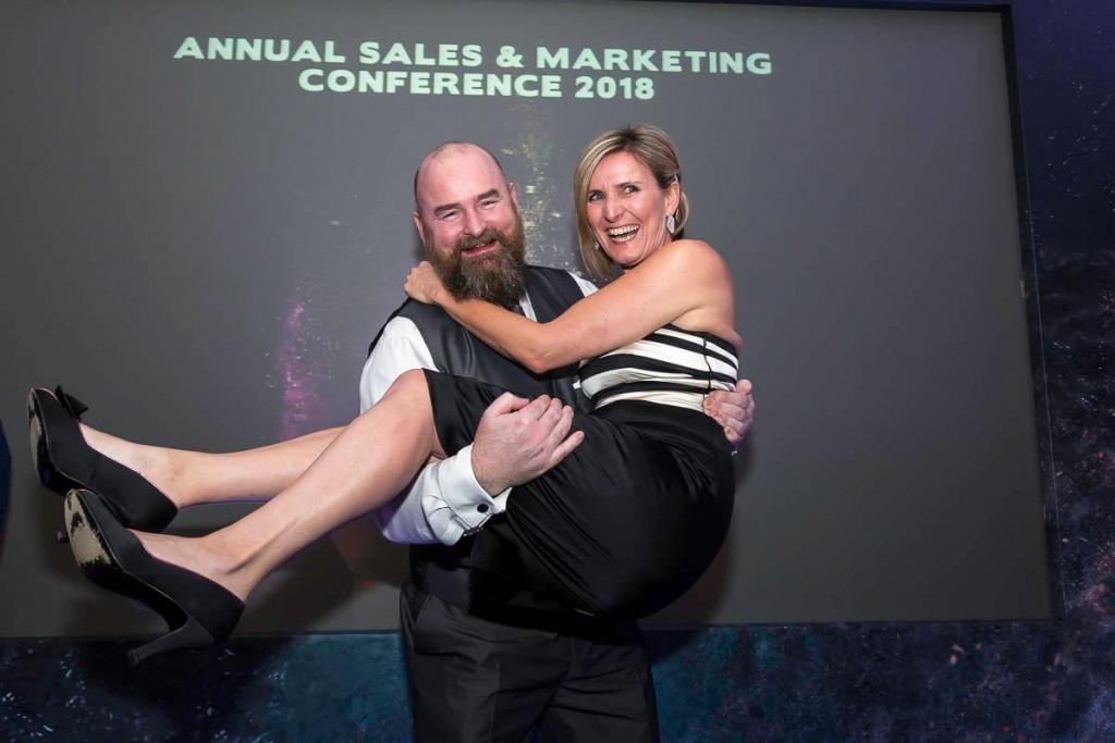 Mottram Hall Sales Conference Photographer