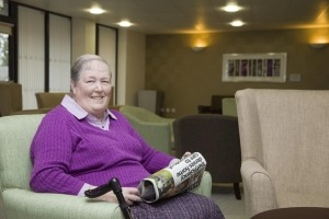 Social housing photography at Beatrice House extra care home