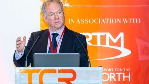 Transcity Rail Conference Photography in Manchester